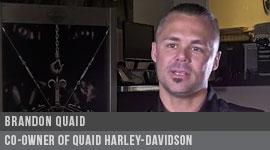 Brandon Quaid Testimonial