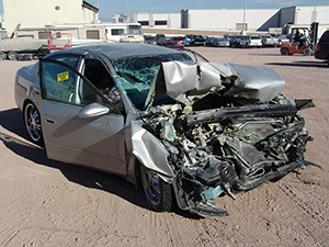 California Automobile Accident Lawyer