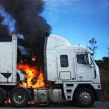 trucking accident